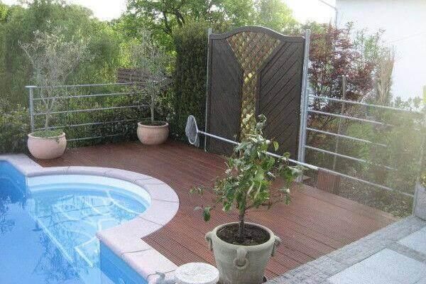 Terrassen, Gartenmöbel,Balkone, Zäune uvm. bei Schreinerei Tomandl